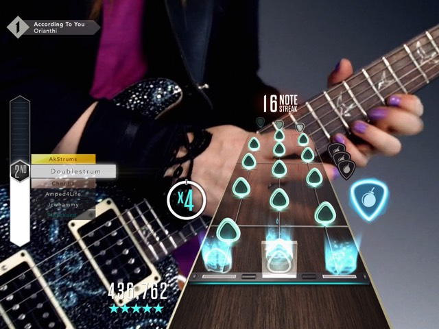 Guitar Hero Live Preview