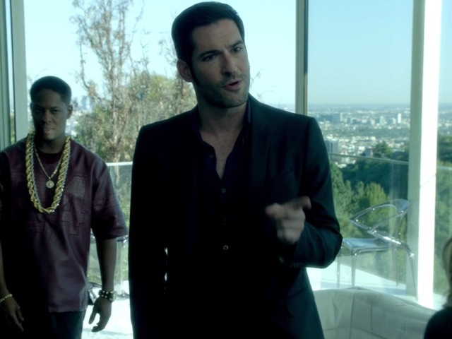 Random Thoughts on Lucifer S1E1