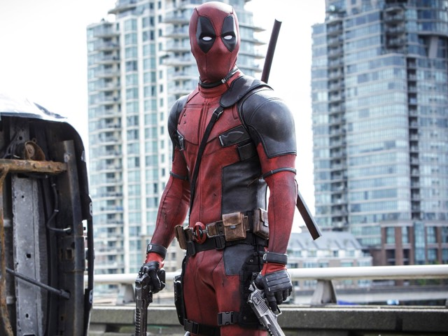 Deadpool Movie Review 1