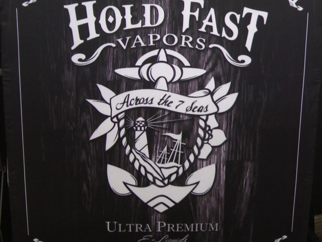Vaping Diaries #371: Hold Fast Vapors Interview