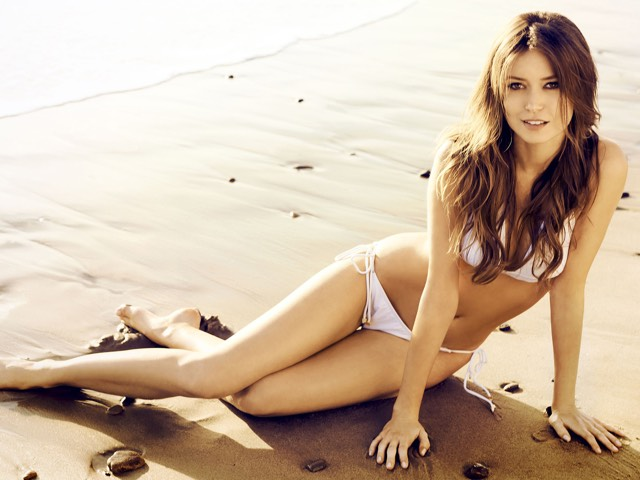 Isabel Rochev Arrow Summer Glau