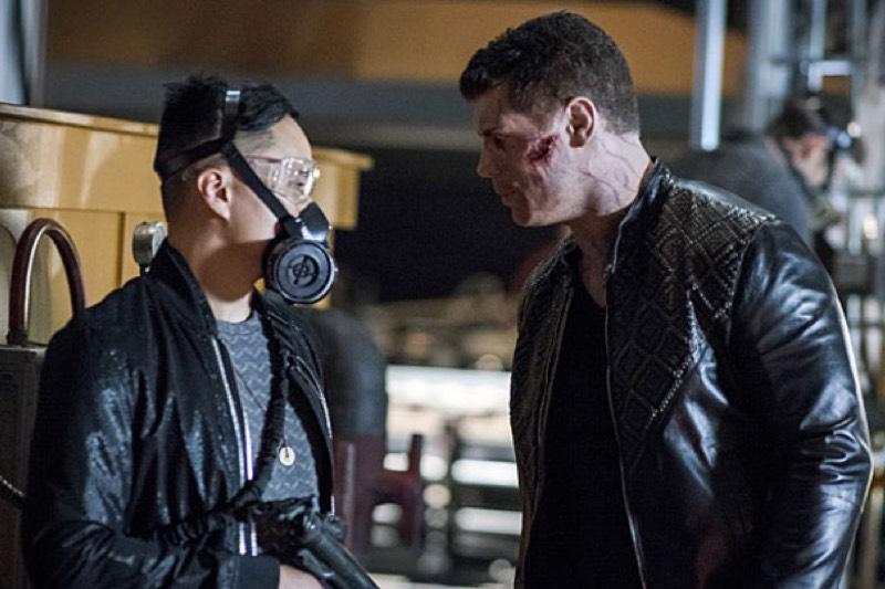 Arrow S05E03 Cody Rhodes