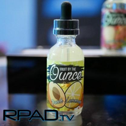 Fruit by the Ounce Peach Lemonade