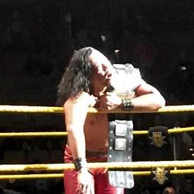 NXT Las Vegas Shinsuke Nakamura 3