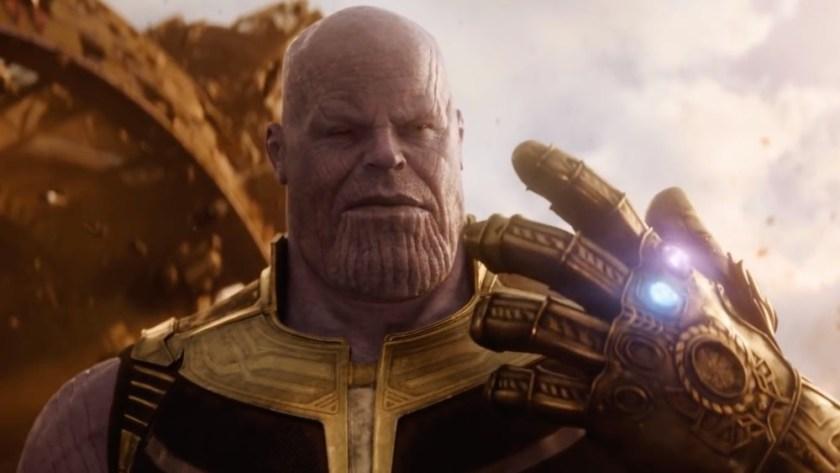 Avengers Infinity War Infinity Gauntlet