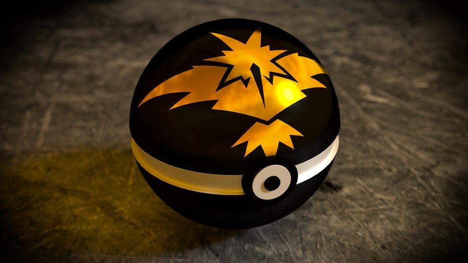 Pokemon Go Pokemusings Instinct Pokeball
