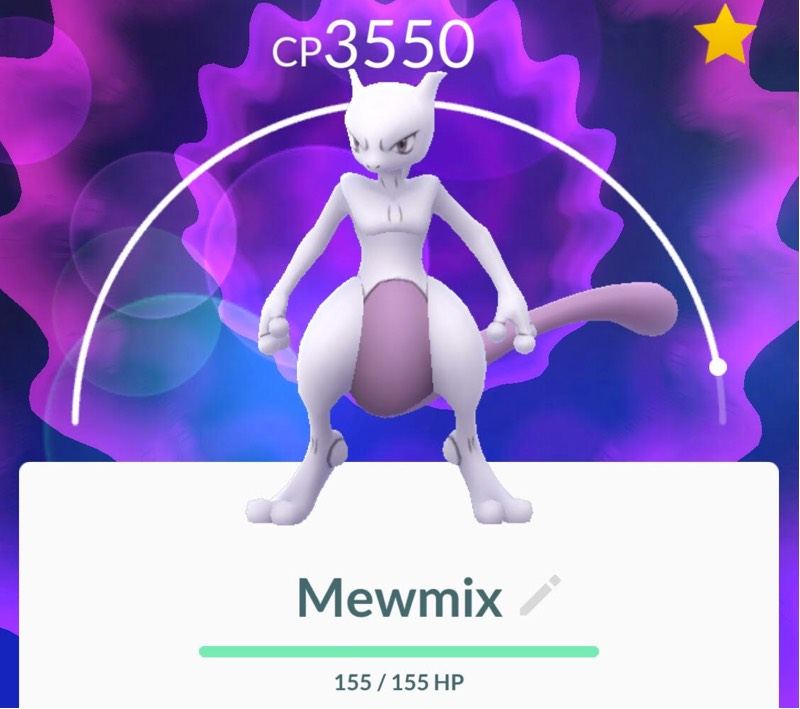 Pokemon Go Pokemusings Mewtwo