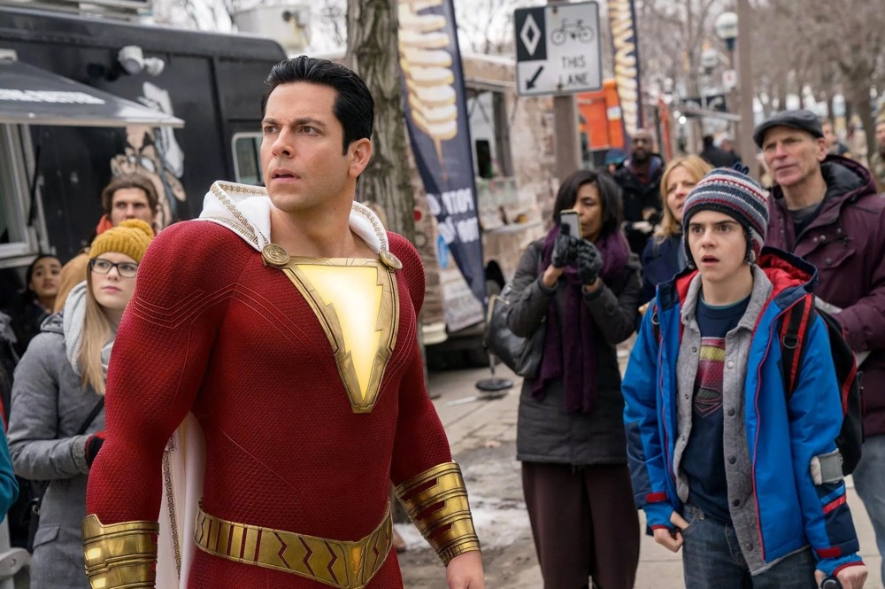 Random Thoughts on Shazam