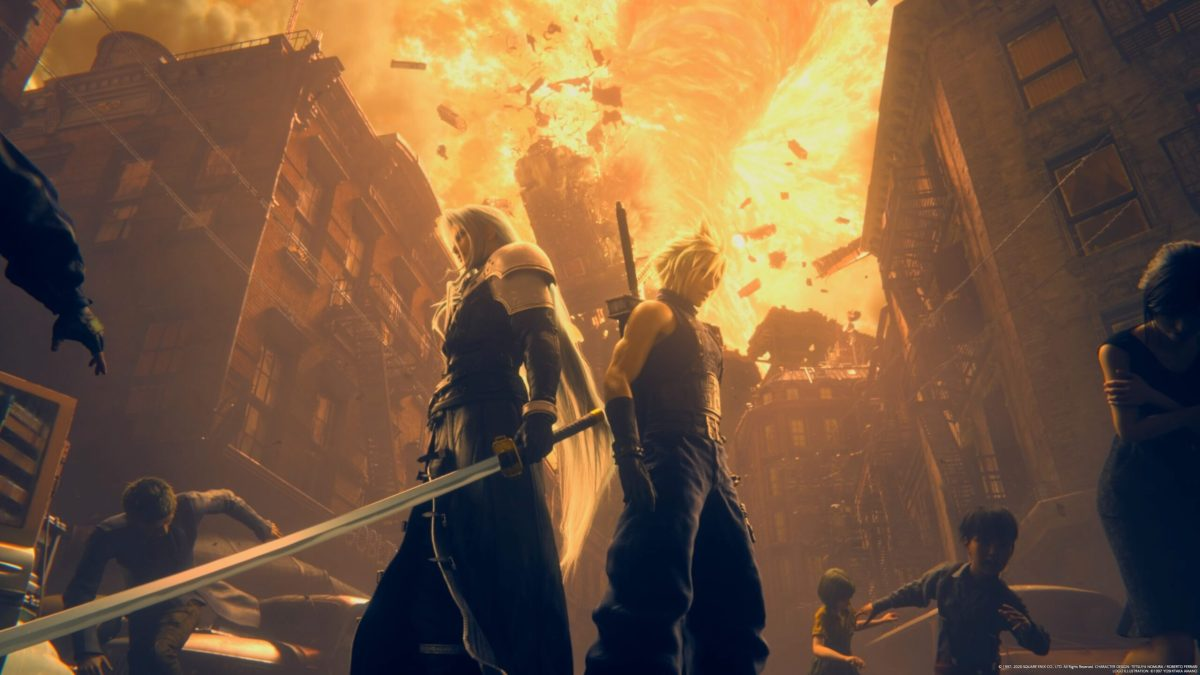 10 Thoughts on Final Fantasy VII Remake