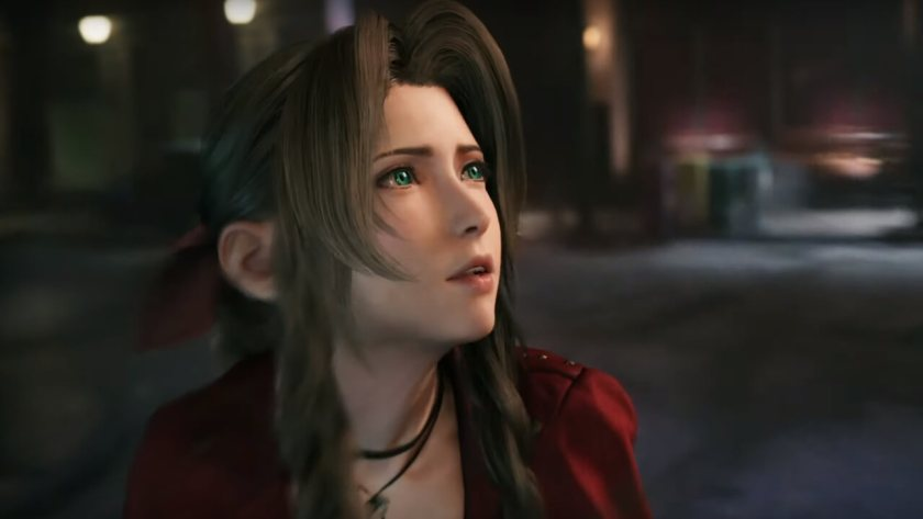 Final Fantasy VII Remake Aerith Lives