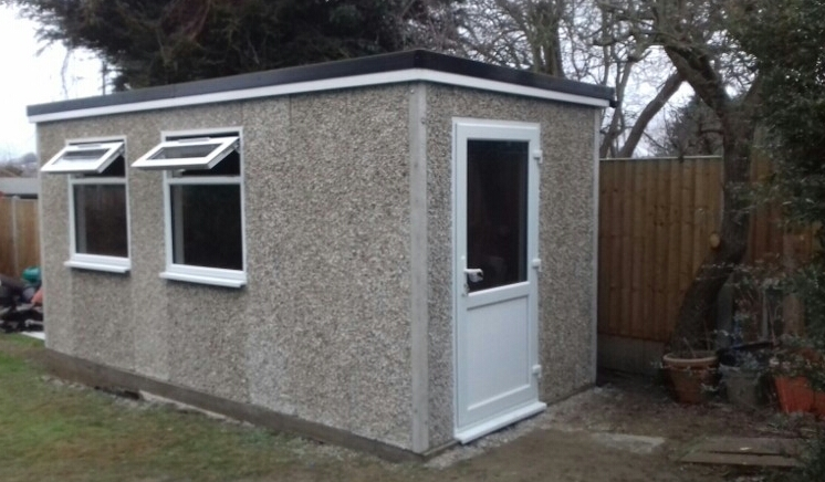 NEW HOMEPAGE PICTURE 2 - R. Page Concrete Buildings - A family run business since 1959