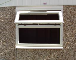 UPVC WINDOW 1 - Options & Extras