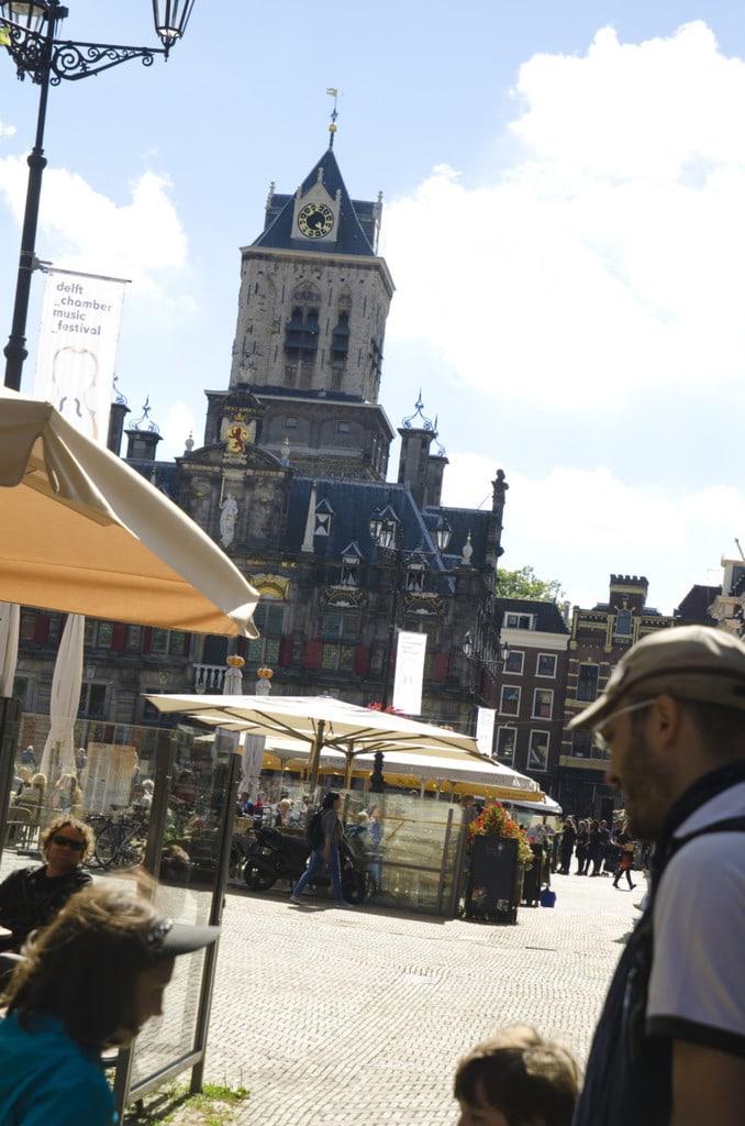 Delft Town Hall stadshuis Raedhuijs