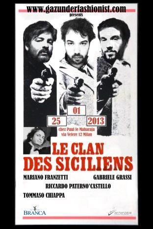 clan des siciliens