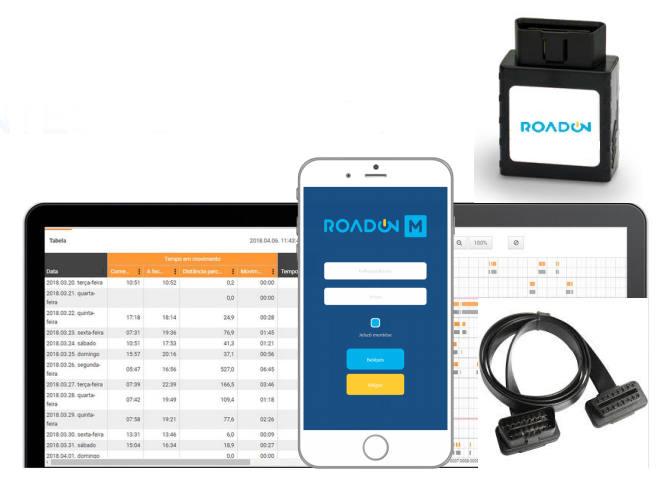 RoadON - Sistema de localização e gestão da frota automóvel