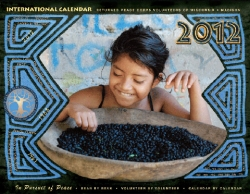 2013 Peace Corps International Calendar Now Available