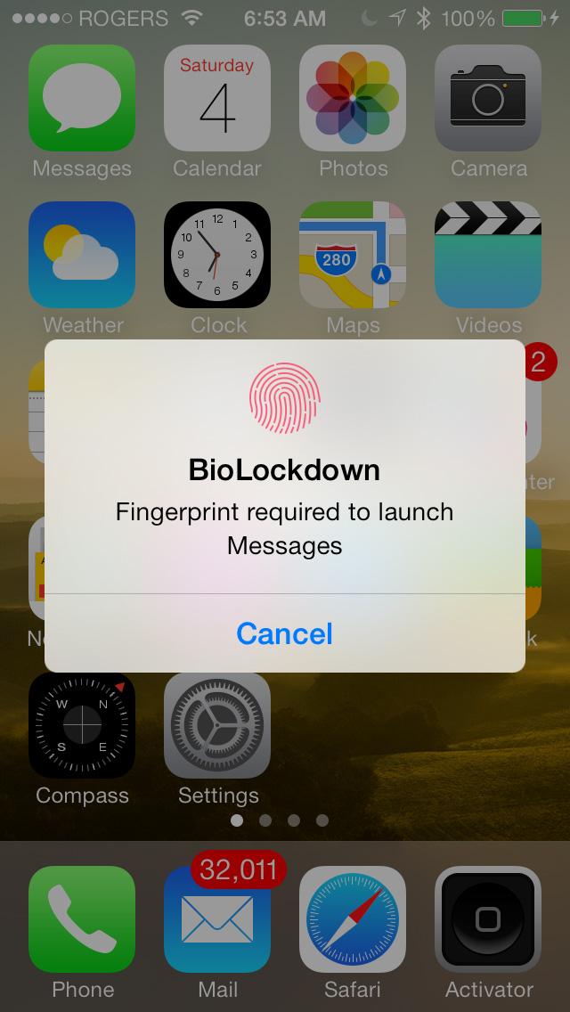 Image result for BioLockdown
