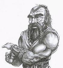 Jorax MC Dougal (Rechte Faust des Moradin)