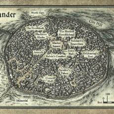 Die vielleicht Helden von Bryn Shander (The Legacy of the Past)