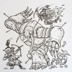 Die Schlacht um Neu-Tiefwasser (The Iron Lions)
