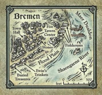 Bremen am Beben (Legacy of the Past)