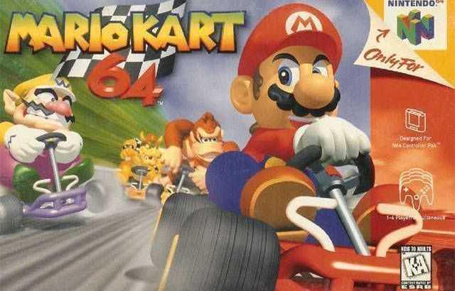 Mario Kart 64 Rom