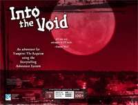 Cover des V:tR Abenteuer Into the Void