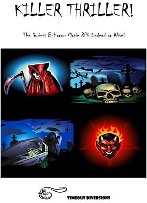 Killer Thriller cover