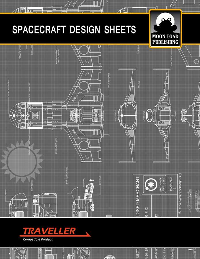 Spacecraft Design Sheets