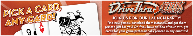 Grand Opening at DriveThruCards.com!