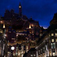 【ロンドン】ファンタジー脳で見た街はこう見えている。
