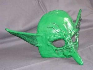 маска гоблина