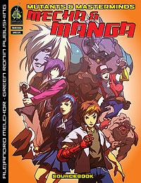 Depois de Warriors & Warlocks, a Green Ronin lança o suplemento Mecha & Manga, que tem a premissa de trazer a temática de mangá e anime para o RPG Mutantes […]