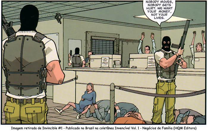 Uma situação de assalto é uma introdução clássica para muitas histórias de super-heróis. Seja um banco, joalheria ou até mesmo uma pizzaria, este é o momento ideal para as pessoas […]