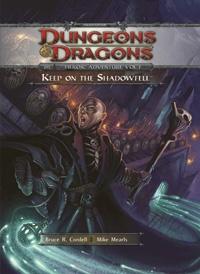"""O Douglas D3, da Devir e do D3System, acabou de anunciar que a aventura introdutória para Dungeons & Dragons 4ª Edição """"Fortaleza no Pendor das Sombras"""" (como ficou o nome […]"""