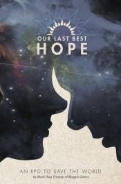 Capa da versão americana de Our Last Best Hope