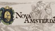 Obra de dois autores nordestinos, Nova Amsterdã é um ambientação que mistura os contos de horror de H. P. Lovecraft com a história da invasão holandesa ao Brasil. O novo RPG será lançado no final de abril, em formato digital para o sistema Fate Acelerado.