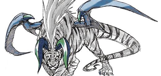 Tigre Demônio das Neves