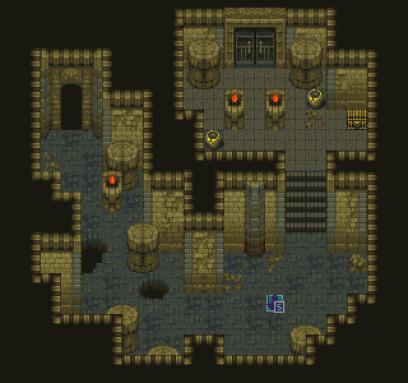 Resultado de imagem para jrpg dungeon