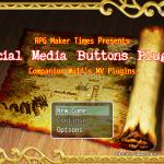 Social Media Buttons Plugin