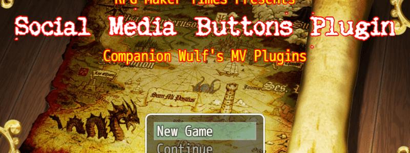 ֎ Social Media Buttons Plugin