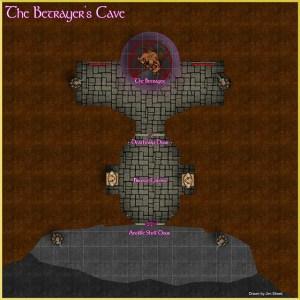 Jim Street - The Betrayers Cave