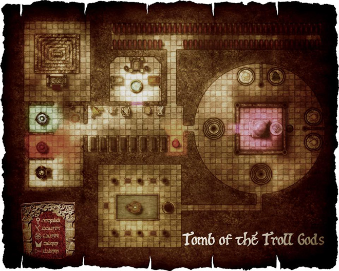 Tomb of the Troll Gods