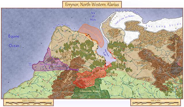 Errynor by Wyvern