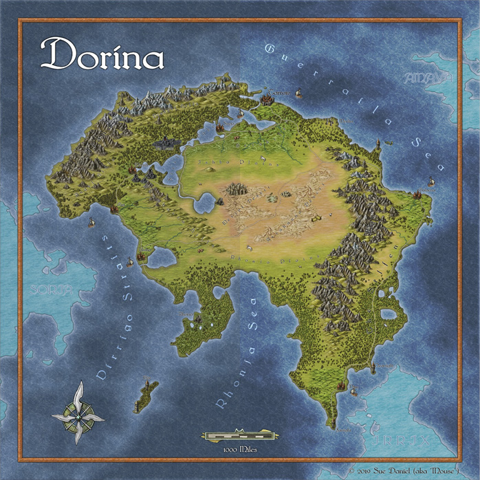 Dorina Comparison 2