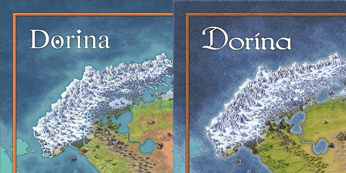 Dorina Snowfields