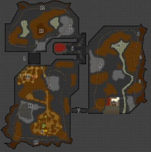 Mine Level 6 Overview wo Detail