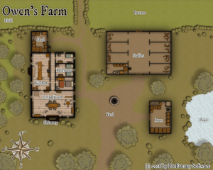 CA113 Owen's Farm