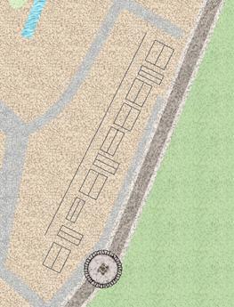 3 Roadless street