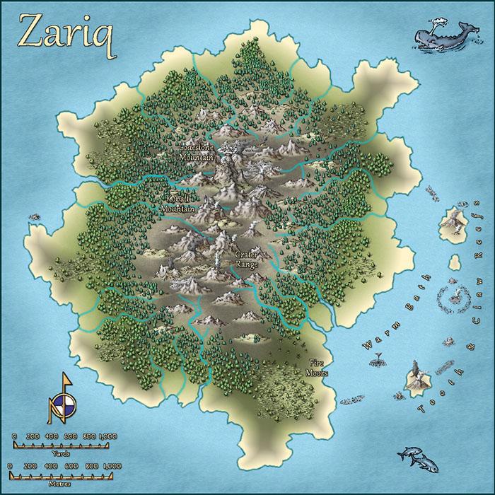 Zariq